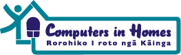 Computers in Homes logo