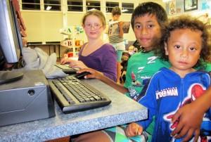 Wellington children