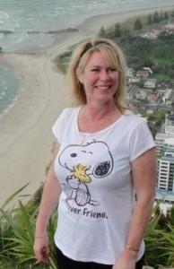 Kelly Lowe, ICDL student, Tauranga