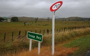 Internet access in Tolaga Bay is about to get faster and cheaper for some residents. Photo: RNZ / Alexander Robertson