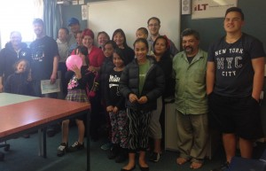 Second Group graduate at Newfield School Southland
