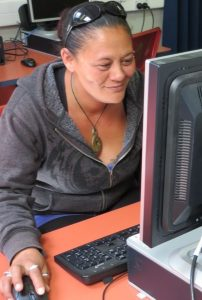 Adriana overcame agoraphobia and joined Computers in Homes for the benefit of her children.