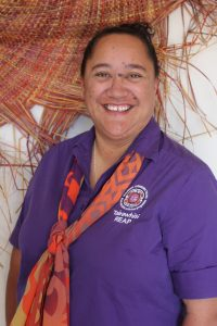 Irirangi Te Kani is the Local Program Coordinator for Computers in Homes